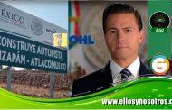 "Denuncian a Peña Nieto por ""adjudicación ilegal"" a OHL"