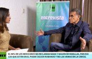 No voy a callarme, voy a seguir diciendo lo que pienso: Héctor Suárez