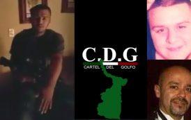 La guerra del Cártel del Golfo en Reynosa, también se libra en redes sociales