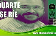 De qué demonios se ríe el delincuente Javier Duarte