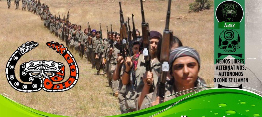 Kurdistán a Marichuy