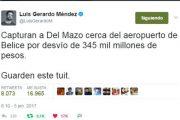 El tuit sobre Del Mazo que se hizo viral desde el 4 de junio
