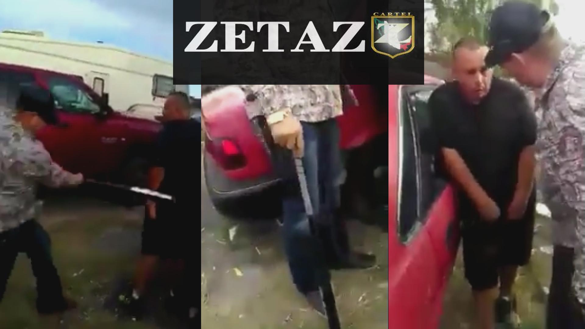 Así ajustan cuentas a maruchero cuando no cumple con los Zetas (Tamaulipas)