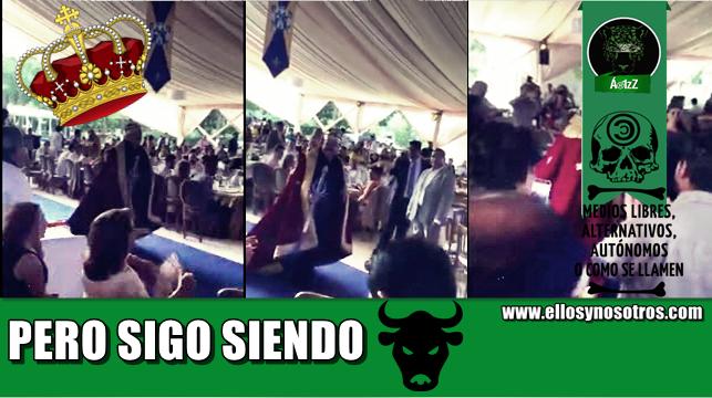 Morena tendrá candidato para Jalisco que se siente y se viste como rey