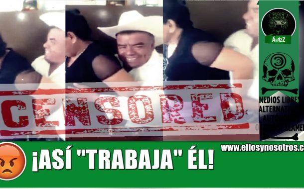 #Video. El Ayuntamiento de Axochiapan, Morelos, convertido en set de grabación XXX