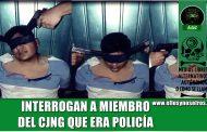 #Video. Interrogan a Comandante de la Municipal en Petatlán que también