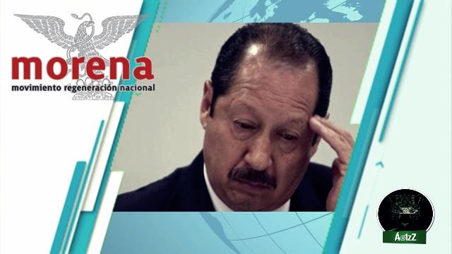 Morena sigue reclutando parásitos, pero lo de Leonel Godoy no tiene madre