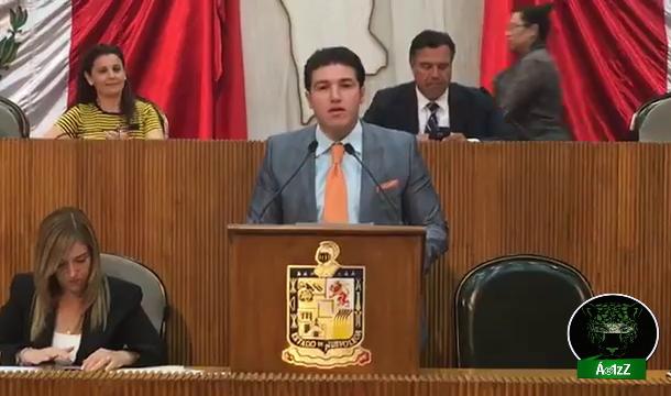 Javier Duarte a La Haya, acusado de crímenes de lesa humanidad