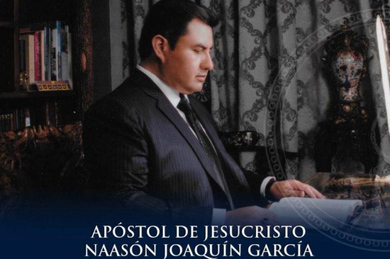 Nasoón Joaquín García, de la iglesia La Luz del Mundo: de Bellas Artes a detenidos en California