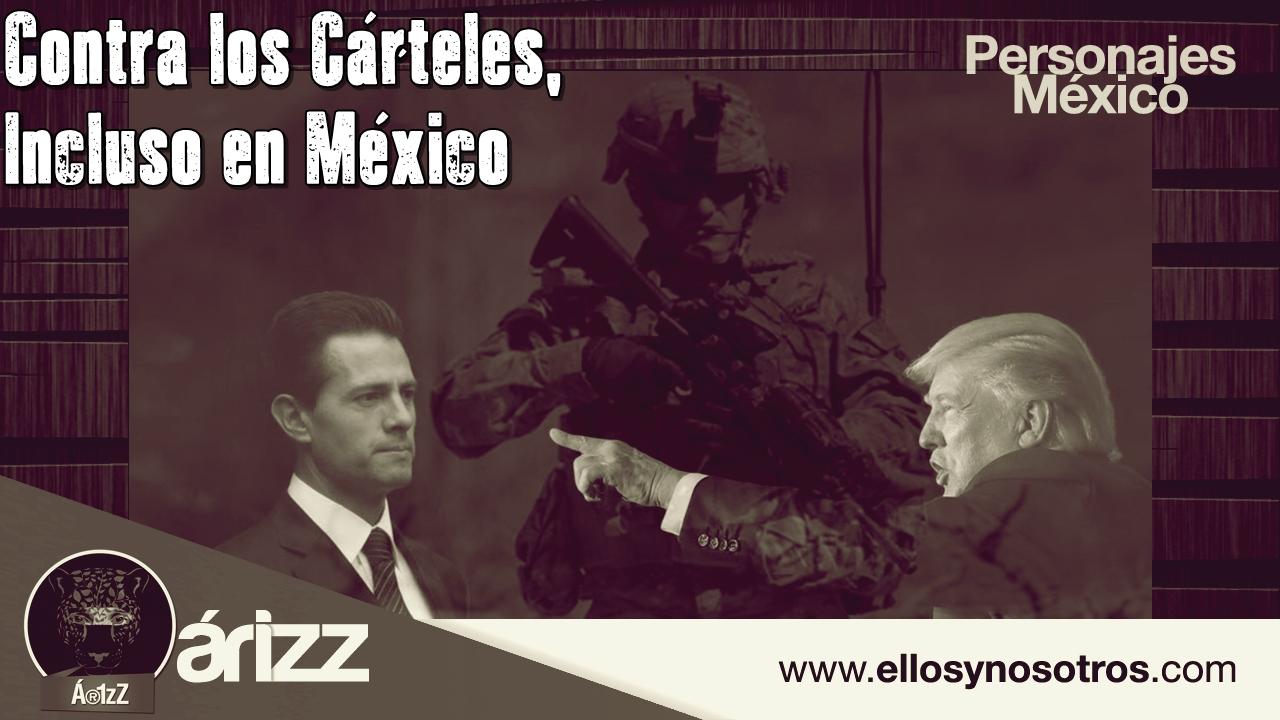 ¿Militares gringos en México? #VibraMéxico: la marcha de los 'pirruris' 2.0 y otros temas