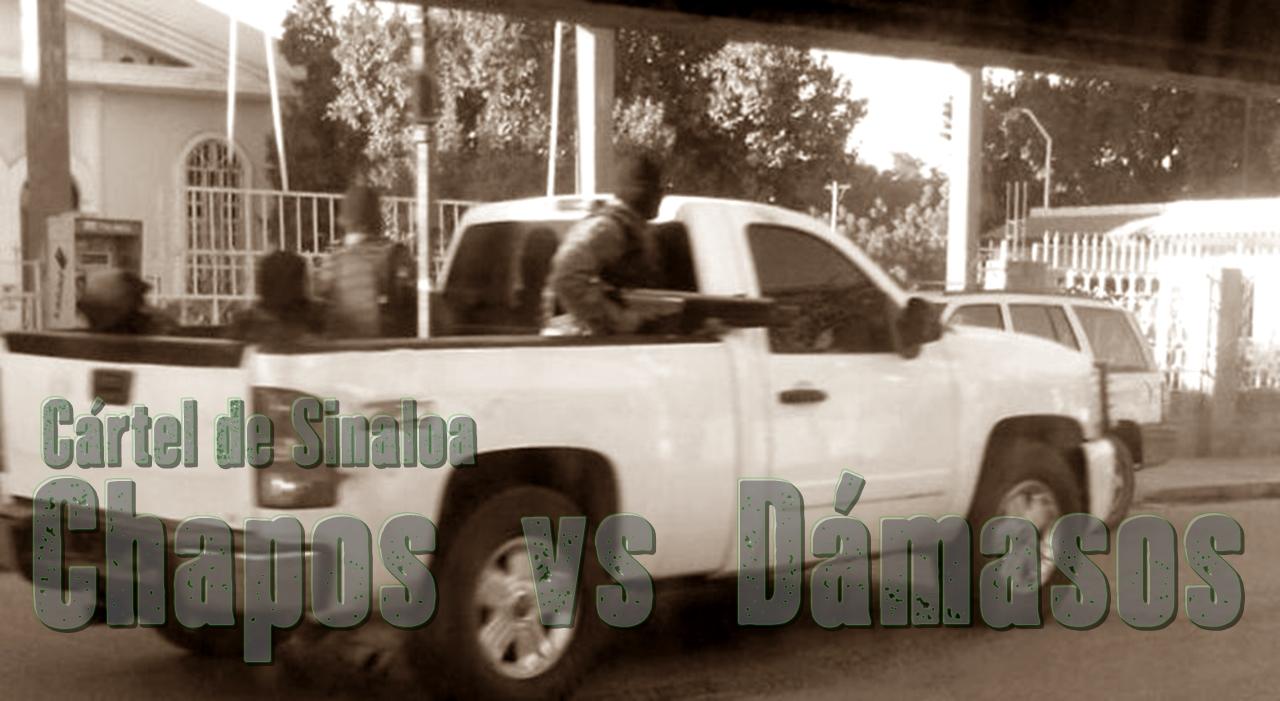 Guerra interna en el Cártel de Sinaloa. Balacera en Navolato.(Videos, audios e imágenes)