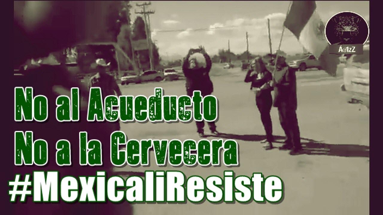 Mexicali nos da ejemplo: un pueblo que se une para defender el agua