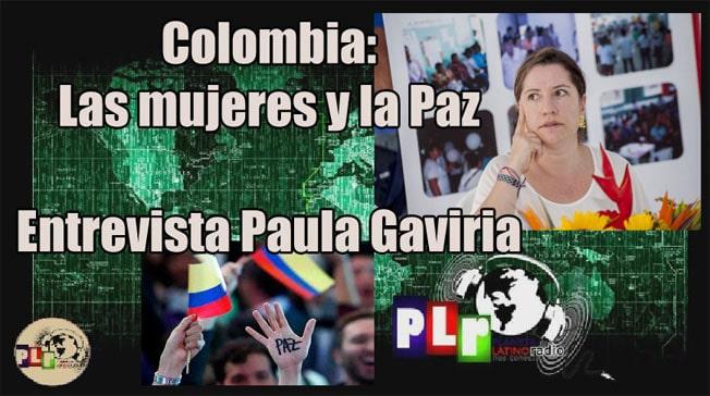 #DíaInternacionaldelaMujer: Colombia. Las mujeres en la construcción de la paz