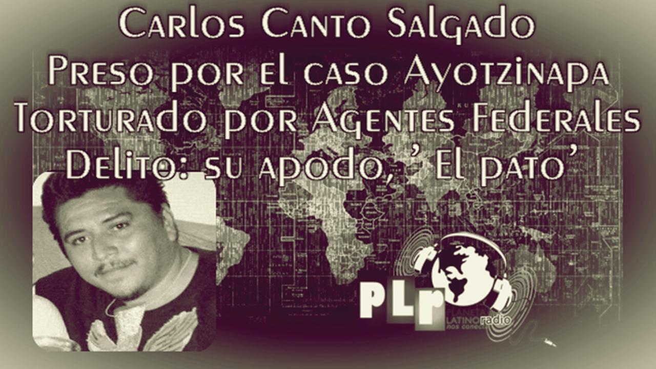 Tortura en México: el caso de Carlos Canto Salgado