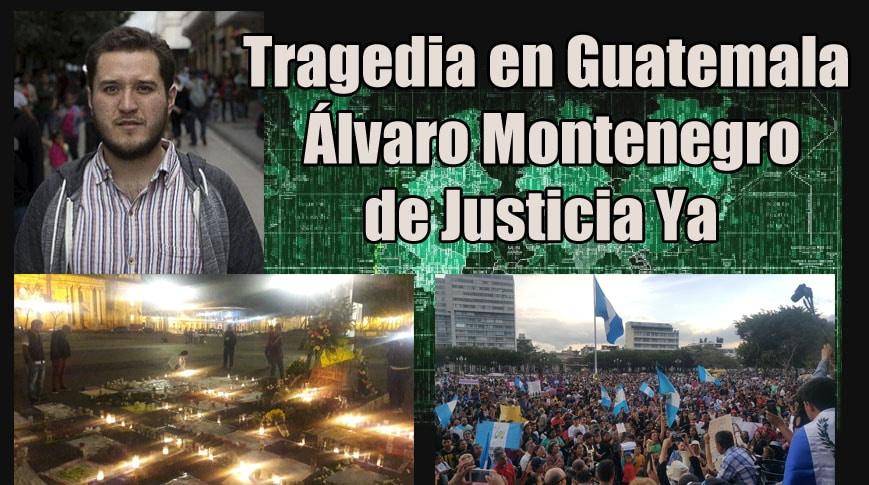 #FueElEstado. Denuncian desde Justicia Ya de Guatemala