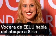 Trump contra Siria. ¿Tercera guerra mundial? Entrevista de la portavoz de EU con Loret de Mola. (Video)