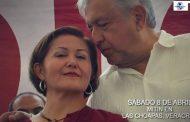 ¿Otro compló? Graban a candidata de Morena en Las Choapas recibiendo dinero