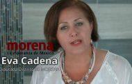 Eva Cadena no sabe quién le dio el dinero, pero ya lo devolvió. ¿A quién?