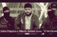Dictan sentencia: cadena perpetua para Alfredo Beltrán Leyva, 'El Mochomo'