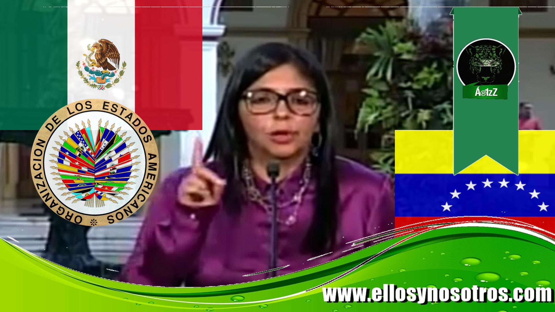 Venezuela anuncia su retirada de la OEA y denuncia a los países