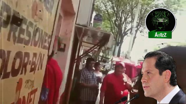 Por decreto, el delincuente Eruviel Ávila, legaliza la compra de votos a cambio de dádivas
