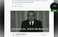 Ministerio de Defensa en España ordena poner banderas a media asta por la muerte de ¡Jesucristo!