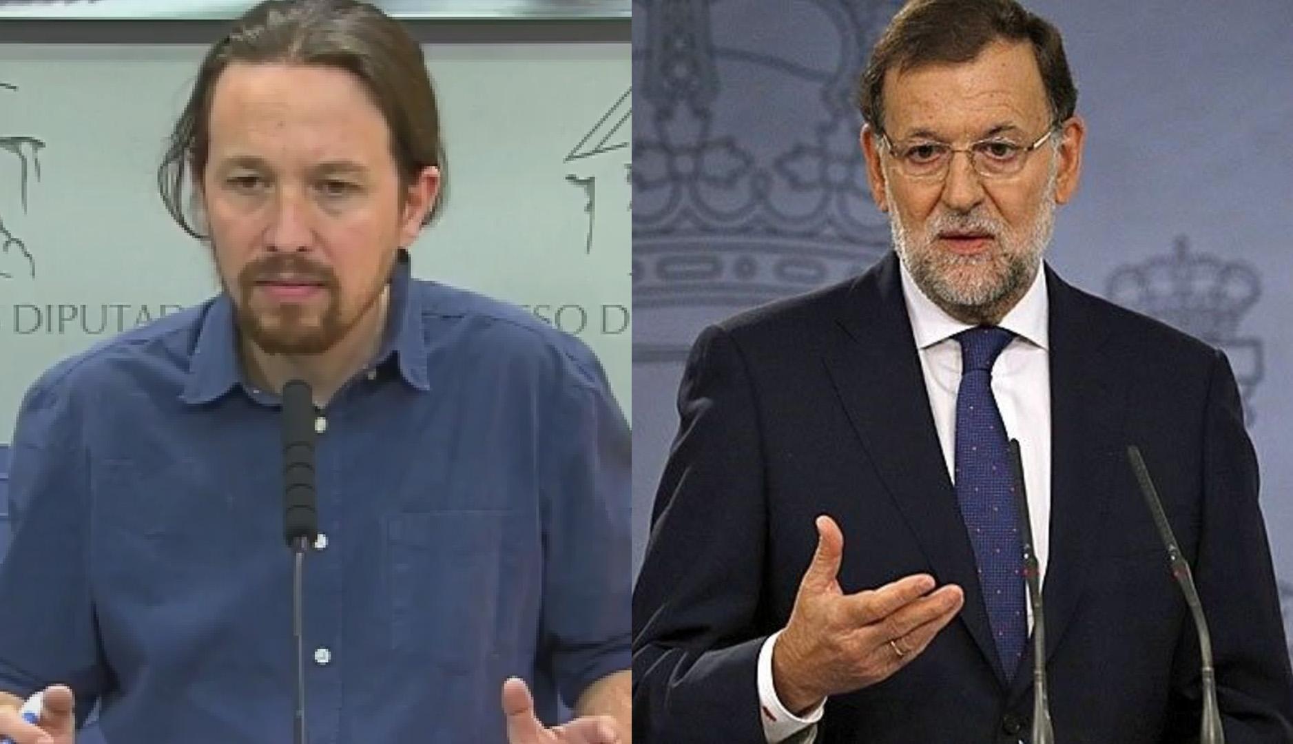 El presidente español, Mariano Rajoy, citado por la Audiencia Nacional. Podemos pide que comparezca también en el Congreso