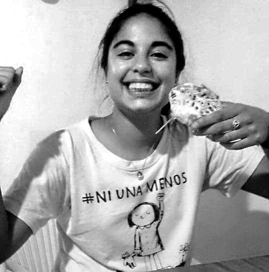 Argentina sale a las calles tras el feminicidio de #Micaela. #JusticiaParaMicaela (Video de la movilización)