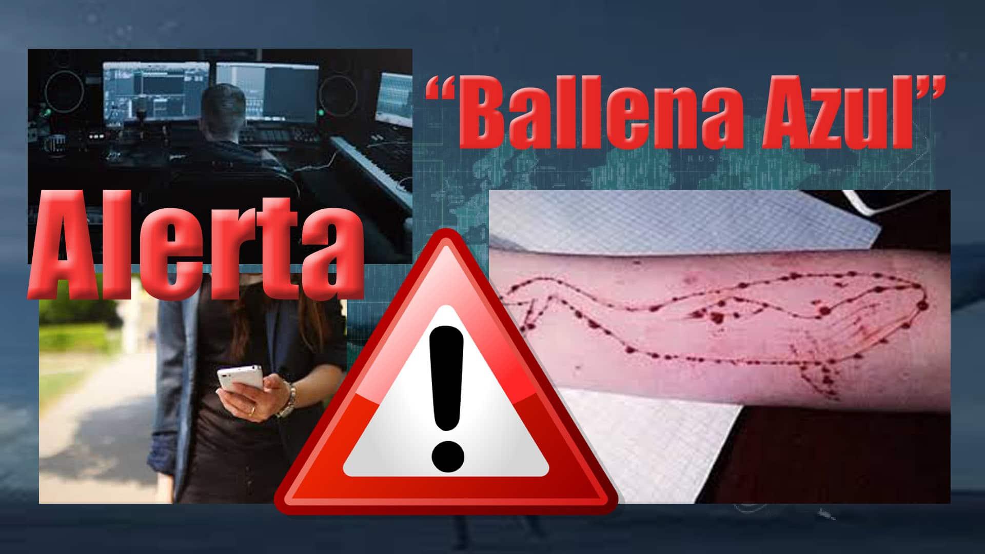 Alerta jóvenes: El mortal reto de la ballena azul llega a las redes sociales