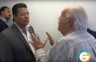 Alcalde y empresario de Ciudad Juárez se retan a golpes