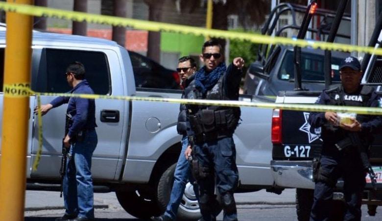 4.500 casquillos percutidos tras balacera entre CJNG y Cártel de Sinaloa en Nochistlán