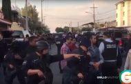 Enfrentamiento entre Policías Municipales y Ministeriales en Jalisco