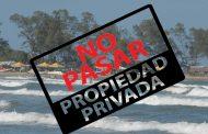 ¿Playas privadas en Veracruz? ¿Quién entregó las playas a empresas privadas?