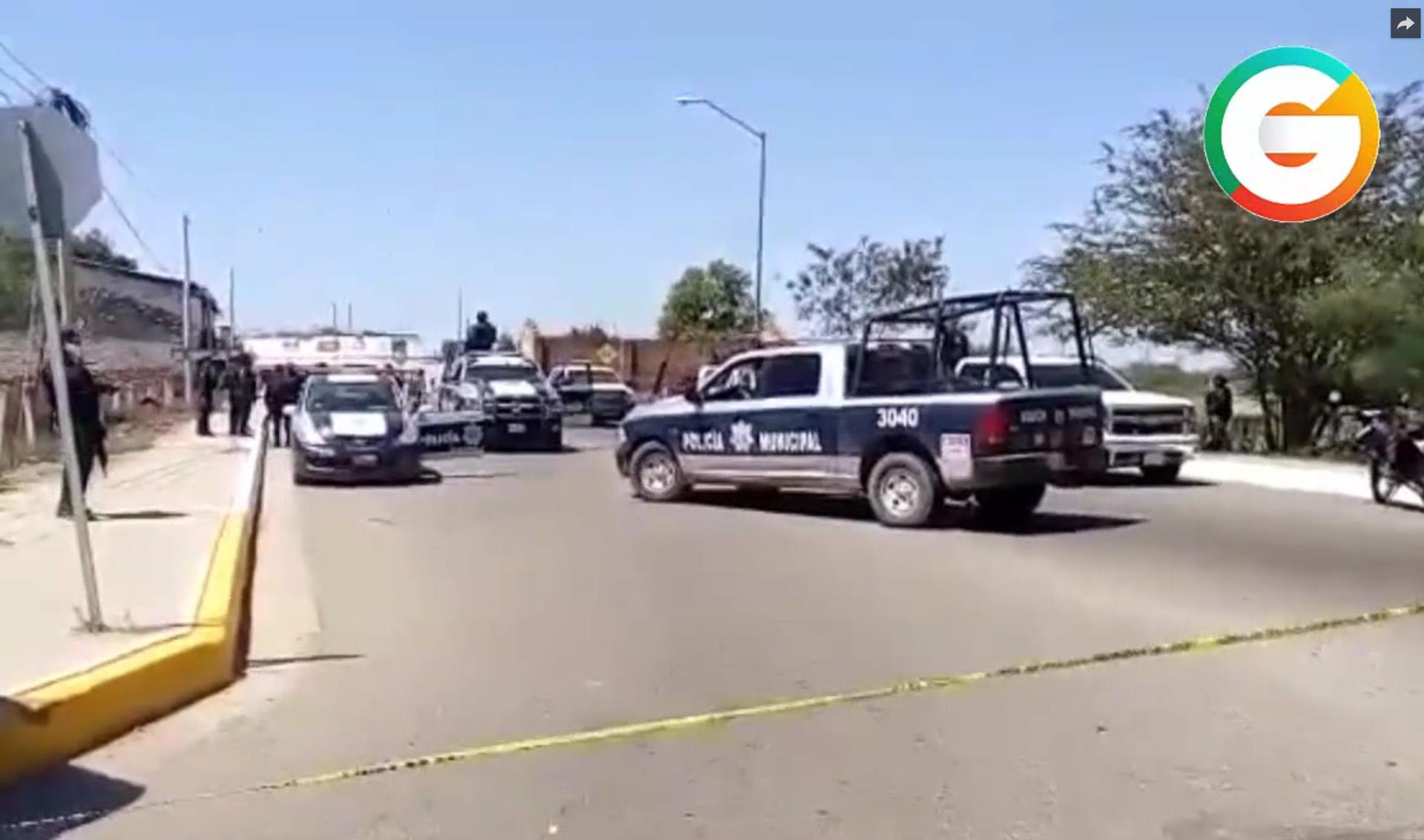 Sicarios rescatan a detenido, golpean y desarman a policías en Sinaloa