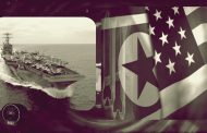 Estados Unidos envía el portaaviones USS Carl Vinson, rumbo a la península de Corea