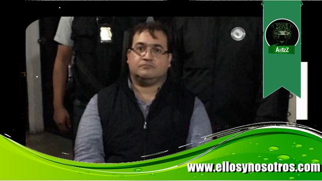 Javier Duarte de Ochoa, el delincuente preso en Guatemala, está deprimido