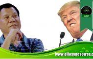 Trump felicita a Rodrigo Duterte por matar a más de 9 mil drogadictos