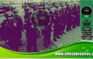 Tres individuos asaltan a 30 Policías Federales en Guerrero