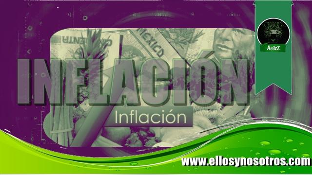 Gracias al #Gasolinazo tenemos ya la inflación más alta en los últimos ocho años