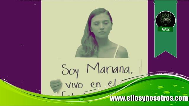 Soy Mariana, del Estado de México: Por tu familia, por ti; NO votes por el PRI