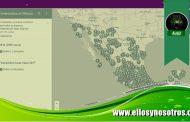 El mapa de los feminicidios en México