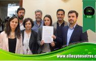 Unidos Podemos presenta una moción de censura contra el presidente Rajoy