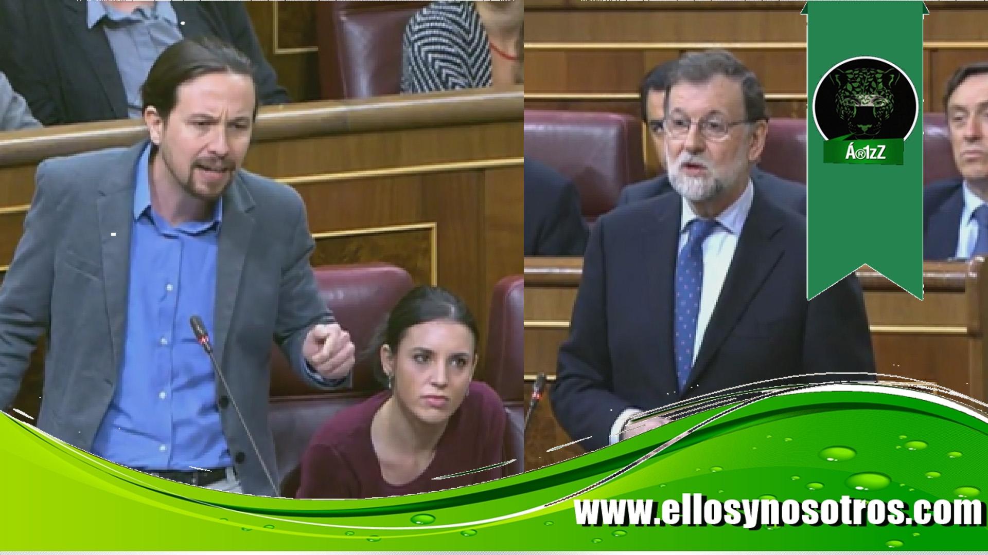 Pablo Iglesias sobre el PP: