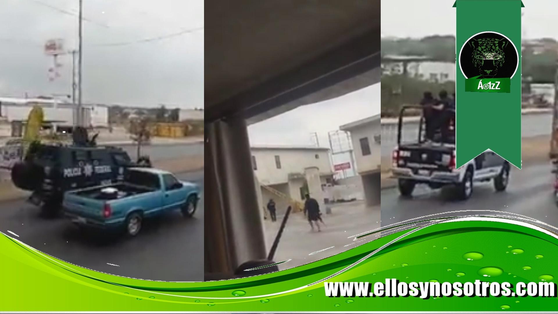 #ReynosaFollow: 5 muertos y dos heridos. Prosiguen las balaceras y la tensión.