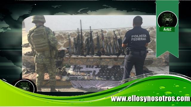 SEDENA y PF detienen a 3 de 'Los Viagras' en San Miguel Totolapan y Petacalco