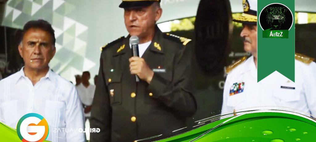 Salvador Cienfuegos sobre violencia en Veracruz