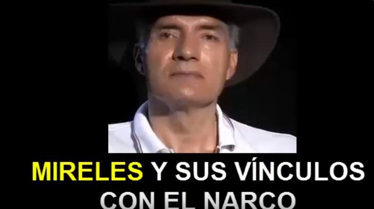 Mireles y sus vínculos con el narco
