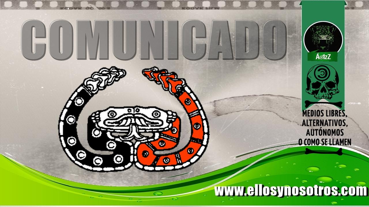 COMUNICADO URGENTE de la Comunidad Indígena Otomí Ñuhú de Santa Cruz Ayotuxco
