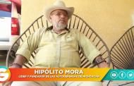Mireles miente: Hipólito Mora