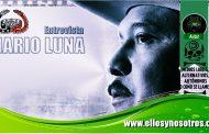Mario Luna, vocero Yaqui, denuncia atentado contra su familia.
